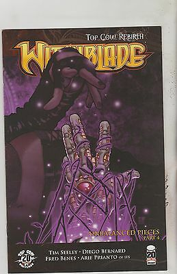 Image Comics Witchblade #154 Cover A April 2012 1St Print Vf