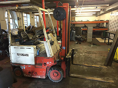 Nissan Forklift Electric 1.5T Spares Reapir
