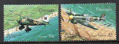 Grenada MNH 1993 75th Anniversary of the RAF