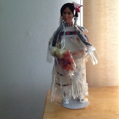 Morning Song (The Native American Brides Collection) Doll