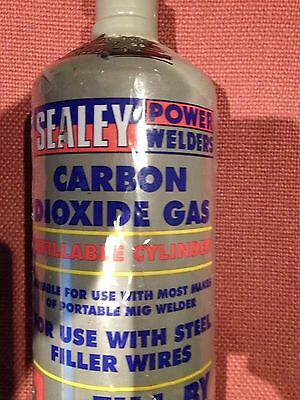 Sealey 1kg CO2 cylinder for welding
