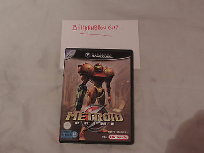 Metroid Prime - Complet - Jeu Nintendo Game Cube