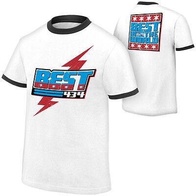 """Official WWE - CM Punk """"434"""" Special Edition T-Shirt Size Large"""