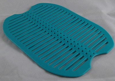 Tupperware Replacement or Add-on Grid Insert for Fridge Stackables Blue New