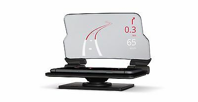 Hudway Universal Glass Head-Up Display (HUD) for Cell Phone GPS