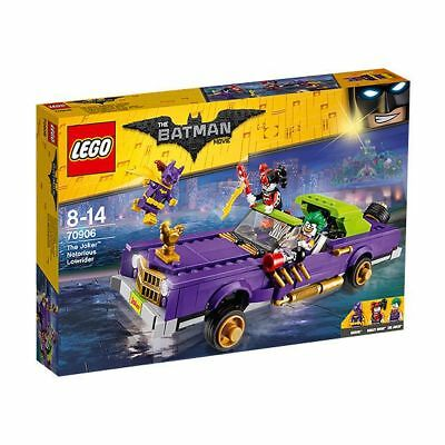 NEW LEGO Batman Movie The Joker™ Notorious Lowrider 70906 Age: 8-14 .