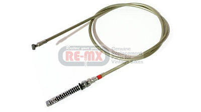 Honda MOPED P25 P50 Little Front Brake Cable NOS Genuine Japan P/N 45450-044-000