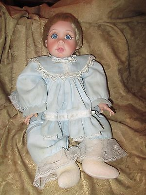 The Collectibles Vinyl Doll * By Phyllis Parkins * #180 * 1992