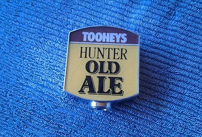Vintage Australian tap top   - Hunter Old Ale     FREE POST
