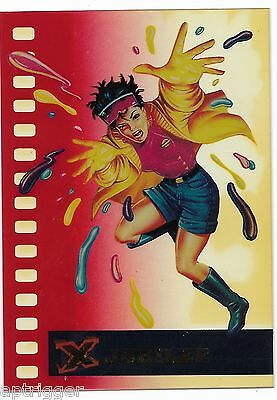1995 Fleer Ultra X-Men Suspended Animation Limited Edition (5/10) JUBILEE