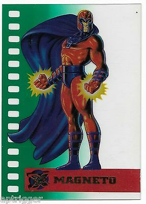 1995 Fleer Ultra X-Men Suspended Animation Limited Edition (6/10) MAGNETO