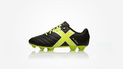 X Blades Young Legend Flash 2017 Pro Football Boots Junior Sizes 10-5!