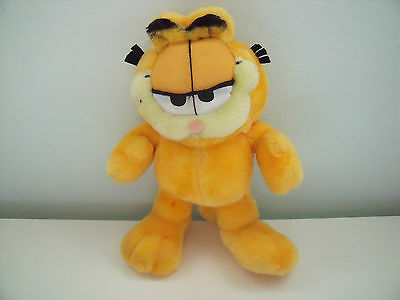 Garfield The Cat Soft Toy Plush By Play By Play Approx 10 Inches