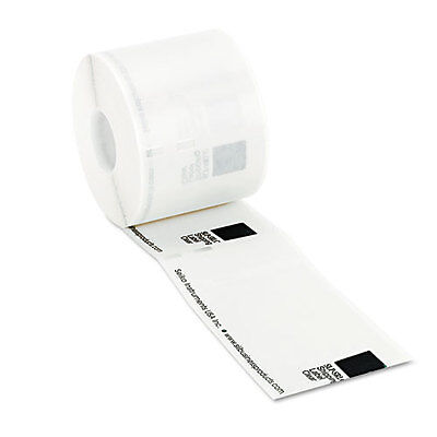 Seiko Self-Adhesive Wide Shipping Labels, 2-1/8 x 4, Clear, 220/Box