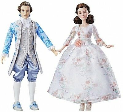Disney Beauty And The Beast Royal Celebration Princess Doll - Belle And Beast