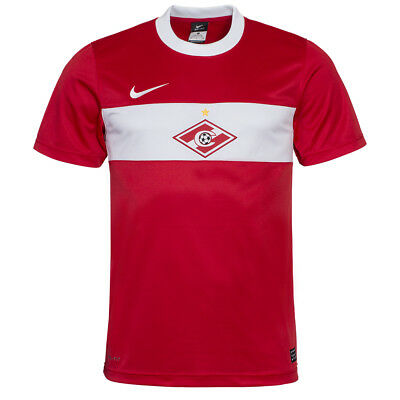 Spartak Moscou Maillot Pour Match À Domicile Nike 405578-601 rot Jersey Russie