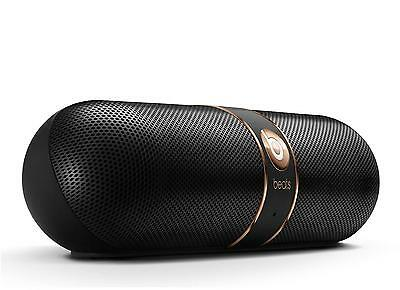 Beats Pill 2.0 Black & Rose Gold Limited Edition Wireless Speaker - Genuine