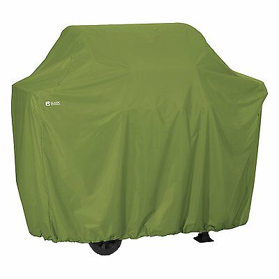 Classic Accessories Sodo Patio BBQ Grill Cover, Medium, Herb NEW