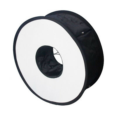 Ring Softbox Speedlite Modifiers Control Lighting Catch Light Diffuser Circular