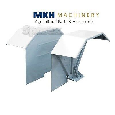 Rear Fender Mudguard Set Ford 5000 7000 Series Tractor