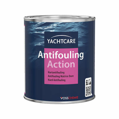 Yachtcare Antifouling Action // blau // 750ml Hartantifouling