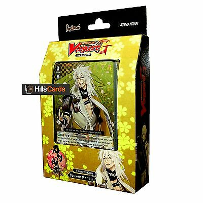 Cardfight Vanguard Cards: Touken Ranbu Title Trail Deck G-TTD01