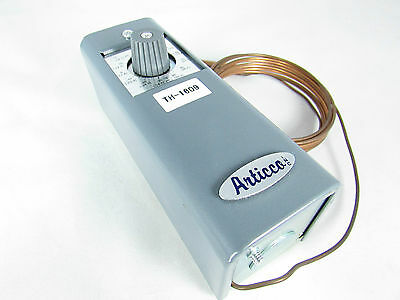 Remote Bulb Thermostat Th-1609-Commercial/industrial Refrigeration & A/c.