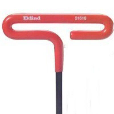 Eklind 51610 6in. Cushion Grip T-Handle Hex Key 5/32 in.