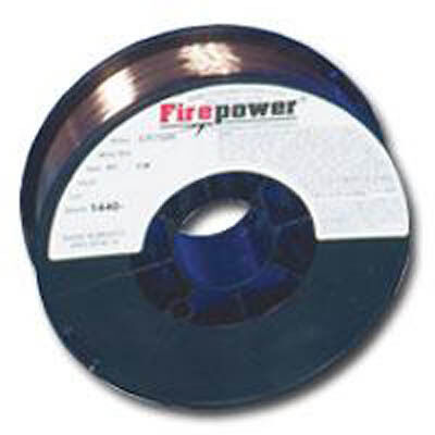 "Firepower 1440-0217 MIG Welding Wire, Solid Wire, .030"" Wire Size, 33 lb Spool"
