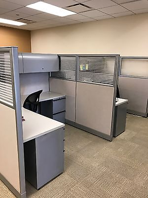 office Cubical set of four