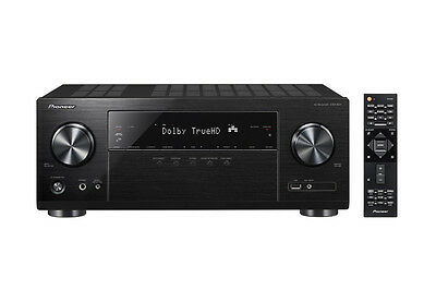 Pioneer 130W 5.2 Channel Network Receiver with 4K Upscaling, WiFi & Bluetooth