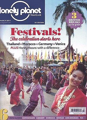 Lonely Planet Traveller Magazine - March 2017 - Issue 99