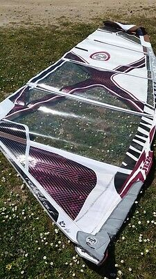 Brand New North Sails Ice 5.7 - Windsurfing Waves Sail