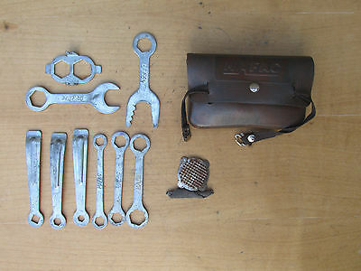 Mafac Ancien Trousse A Outils Velo Vintage Bicycle  Tools