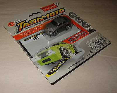 "Hexbug: Tagamoto ""Code the Road"" - ""Grey Ghost"" Car #108 - NEW!"