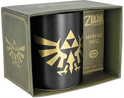 Paladone The Legend of Zelda Hyrule Mug, New