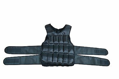Weighted Vest Jacket Weight Loss Training Running Vest Loss Fitness 10kg