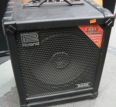 Roland Cube 100 Bass Amp Amplifier