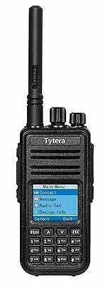 TYT MD380G WITH GPS FUNCTION DMR UHF inc program lead, charger etc (UK Supplier)