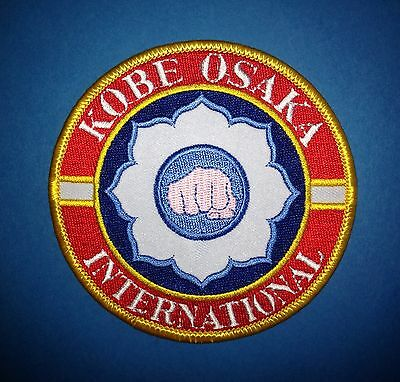Martial Arts Jacket Gi Patch TKD MMA 584 Koreamerica Taekwondo Union K.A.T.U