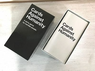 Cards Against Humanity, 550 Card Full AU Base Set Pack Party Game Full Pack