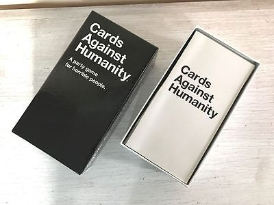 Cards Against Humanity, 550 Card Full Base Set Pack Party Game Full Pack as Gift