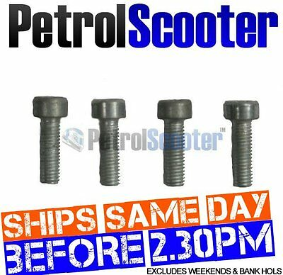 Midi Bike Bolts Pack x 4 For Pully Pullstart Pull Start 43cc 49cc Petrolscooter