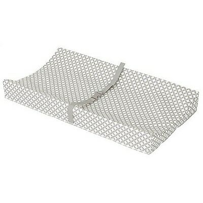 South Shore 100081 Somea Gray and White Changing Pad NEW