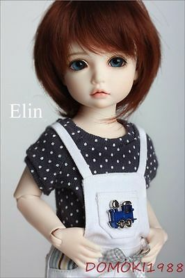 1/6 Bjd Doll Elin BABY BOY BB FACE MAKE UP+FREE EYES