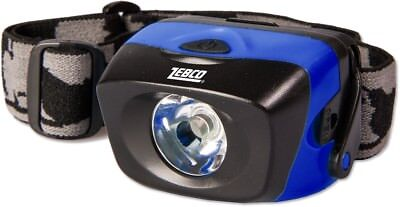Zebco Wasserdichte Kopflampe Headlamp LED
