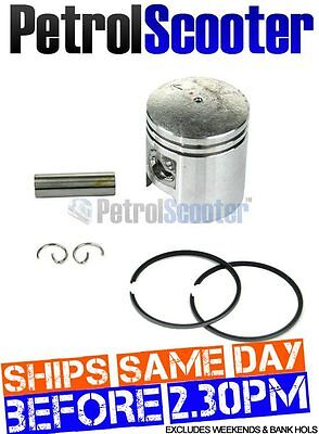 50cc 2 Two Stroke 41mm PISTON KIT Taishan CPI Aprilla Malaguti Generic MBK Beta