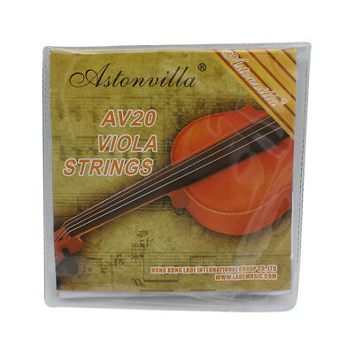 4pcs A/D/G/C 4/4 Viola Strings Set String Instruments Lovers Musicians Gift