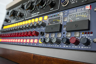 Neve 8816 16 Channel Summing Mixer