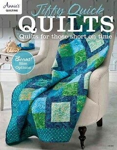 Jiffy Quick Quilts - NEW - 9781573679633 by Annie's (COR)